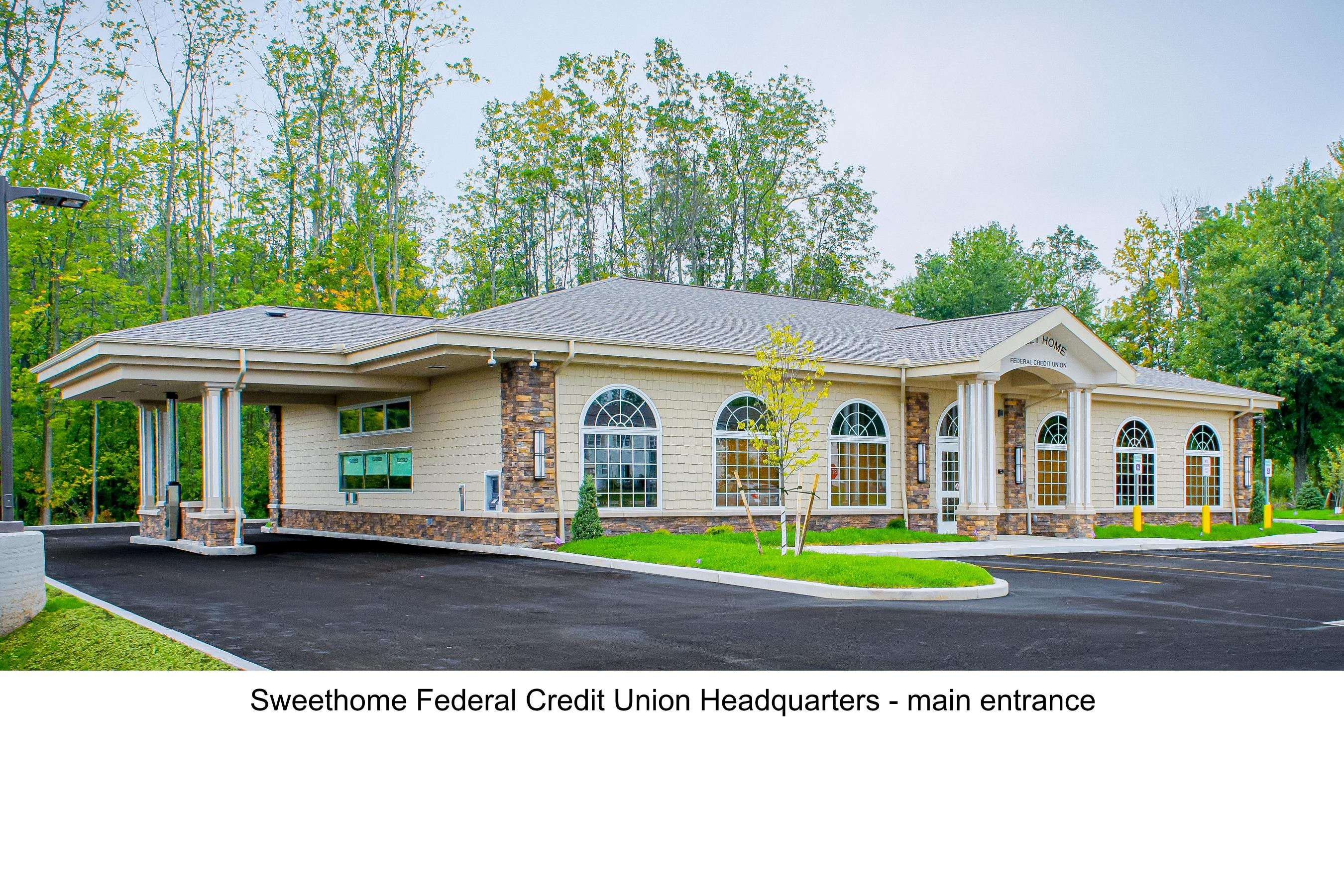 Sweethome Federal Credit Union